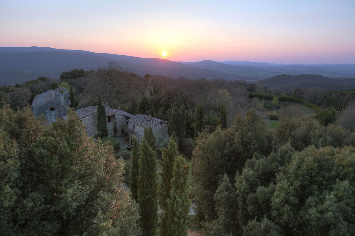 Another great sunset at Villa Collina by Inspirato